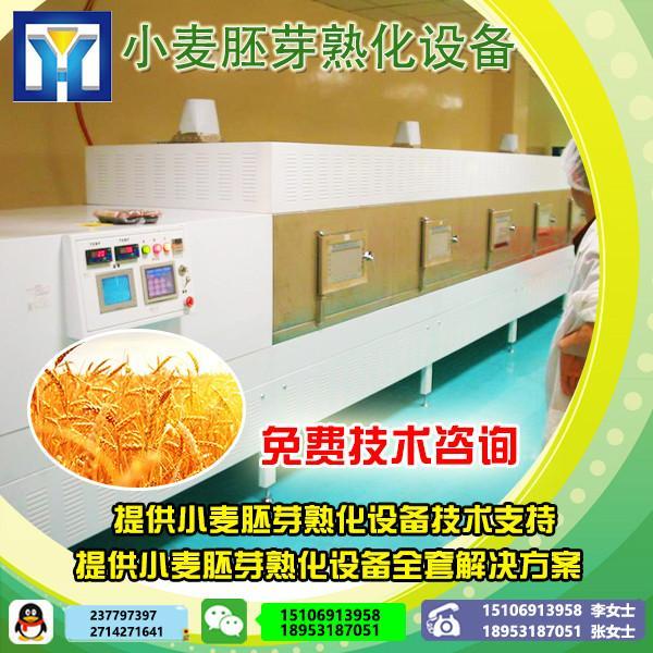 杂粮微波烘烤熟化设备 厂家直销烘烤设备 大豆烘烤熟化机械 #1 image